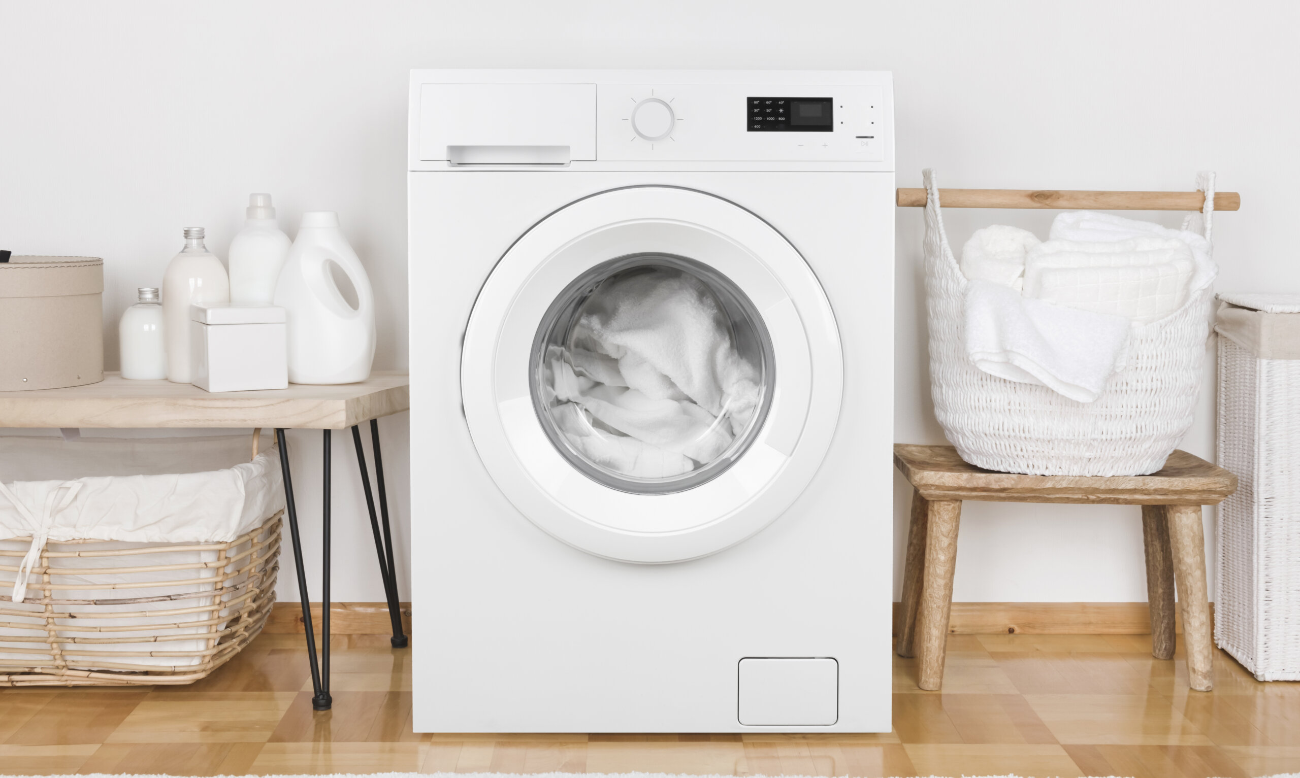 Ciclo máquina de lavar